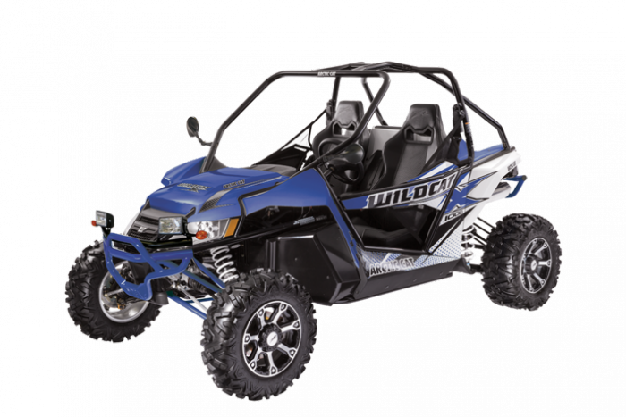 2015 wildcatx viperblue eft