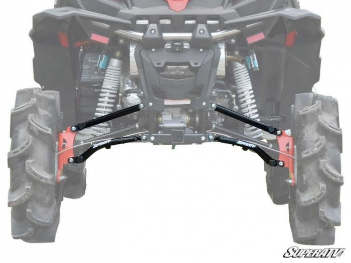 cfmoto zforce 800 ex rear high clearance a arms wcx 1a 1